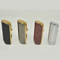 Wholesale jobon torch for sale - Group buy Torch Butane Lighter jet Cigarette Jobon windproof lighters three Torches cigar With Gift Box No Gas Smoking Tools Accessories