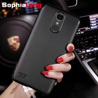 Wholesale Lg Phone Cases Covers - Phone Cover for LG K8 G8 Case Cover for LG K10 2017 K430DS K410 K420N K430 Lte Cover Fashion Soft TPU Protector