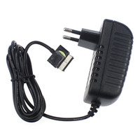 Wholesale asus batteries - Wholesale- Wall Charger high quality battery Adapter Power Cord for ASUS Eee Pad TF201 TF300 TF101 BK_KXL0310