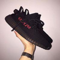 Wholesale Wholesale Boots Online - Boost 350 SPLY V2 Zebra CP9654 Black White,SPLY 350 V2 Black Red,Kanye West 350 Boost V2 Online Sale,All Send With Original Box