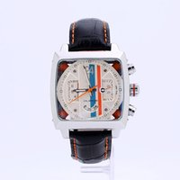 Wholesale Calibre 36 Automatic - 2017 High Quality Men Watch Luxury Watches Automatic Mechanical Wristwatches Wholesale Sports Calibre 36 Leather Strap Famous Brand relojes