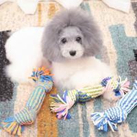 Wholesale Interactive Teddy - Dog Toy Candy Sound Toys Teddy Puppy Teeth Teeth Big Dog Biting Interactive Toys Pet Toys Pet Favorite