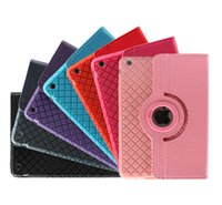 Wholesale Tpu Smart Cover - 360 Rotating Flip Detachable Leather Case Stand TPU Cover Wallet Credit Card Slots For New iPad 2017 Pro 2 3 4 5 6 Air Mini 9.7