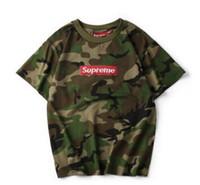 Wholesale Newest Fashion Shirts - Newest design Brand Men T-shirts Kenye West Harajuku Tee Justin Bieber Hip Hop Couple SUP T shirt Tops