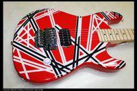Wholesale Cheap Custom Chinese Guitars - Cheap keruima custom less beautiful and wanderful chinese custom shop electric guitar High Quality custom-made