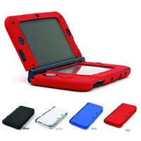 Wholesale nintendo 3ds xl cases - Light Weight 3DS XL Soft Silicone Case Dustproof Skin Case Protective Cover For Nintendo For New 3DS XL Gamepad