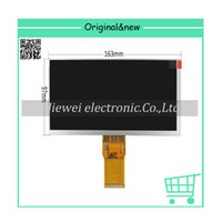 """Wholesale New Ainol - Wholesale- New 7"""" inch IPS inner LCD screen display panel WTC07010G06-21 73002017512E For Ainol NUMY 3G AX2 Tablet"""