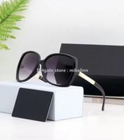 Wholesale Discount Oval Frames - Luxury Glasses Women sunglasses lady famous brand designer original box promotional discount top quality new fashion 2017 wholesale C110