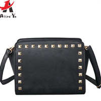 Wholesale Cross Body Totes For Women - Wholesale-Atrra-Yo! 2016 women bags for women handbag famous brands leather handbags luxury messenger bags cross body bolsos tote LS4664ay