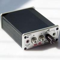 Wholesale Usb Sound 24bit - Freeshipping 24bit 192KHZ DAC USB sound card Optical fiber Input USB coaxial output-A8
