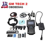 Wholesale Suzuki Tech2 - GM TECH2 diagnostic tool (GM,OPEL,SAAB ISUZU,SUZUKI HOLDEN) Top quality Vetronix gm tech 2 scanner With black plastic box