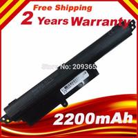 """Wholesale Asus Batteries - Wholesale- 11.25V 2200mAh A31N1302 Battery X200CA X200MA X200M X200LA F200CA 200CA For ASUS VivoBook 11.6"""" A31LMH2 A31LM9H"""