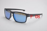 Wholesale Titanium Cycling Bikes - New Men SLIVER Cycling Eyewear Polarized Sunglasses Outdoor Sport Sun glasses Bicycle Bike Goggle Glasses Oculos Full Frame Factory