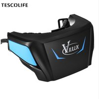 Vente en gros-VIULUX V1 VR Casque Virtual Reality 3D Glasses Video Game Movie 1080P 5.5