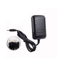 зарядное устройство для настольных пк оптовых-Бесплатная доставка 5 В 2A черный зарядное устройство адаптер питания 2.5 мм США/ЕС Plug адаптеры для android Tablet PC (DY)
