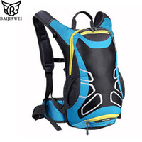 Atacado- BAIJIAWEI 2017 Hot Sale 12L bicicleta impermeável Bag Travel Bags Multifuncional Backpack mochila mochilas