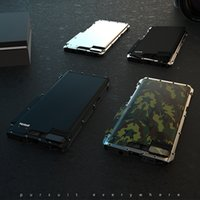 Wholesale Cover N8 Phone - Newest Cell Phone note 8 Cases drop three in one metal protective cover N8 phone shell tpu