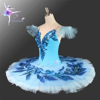 Wholesale Hot sale Adult Ballerina Dresses Professional classical Ballet Tutu costumes for big theatre dance performace