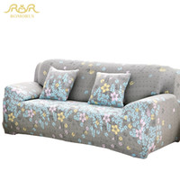 Wholesale Slipcover Sofas - Free Shipping Cover Sofa Elastic Couch Sofa Cover Comfortable All-inclusive Slipcover Couch Cover Single Two Three Four-Seater