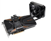 Купить Gv Cards-GTX1080 Ti 11G Graphics для Gigabyte AORUS GTX 1080 Ti Waterforce WB Xtreme Edition GDDR5X 352bit Gaming Video Card GV-N108TAORUSX WB-11GD
