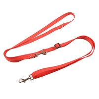 Wholesale Teddy Bear Leash - Dog Towing Rope Towing A Dog Walking Rope Teddy Bear Multi-Function Can Be Used When Running With Nylon Reflective