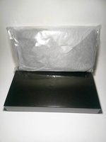 Wholesale Wholesale Black Velvet Fabric - Classic logo black velvet material cosmetic bag high quality make-up storage box VIP gift With box