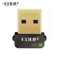 EDUP EP-N8508GS 150Mbps Wireless Mini USB Wifi adattatori per schede Realtek RTL8188CUS 150M Network 802.11 n / g / b