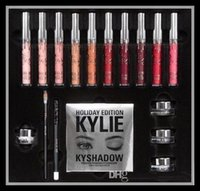 NUEVO Kylie Holiday Big box kit Big Box PREMIO INTERNATIONAL Holiday Collection Makeup DHL Gratis