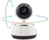 Wholesale Auto Tracking Ip Ptz - Security WIFI CCTV 1080P audio wireless wifi ip camera 20X zoom auto tracking ptz ip camera IR wireless outdoor CPE AP