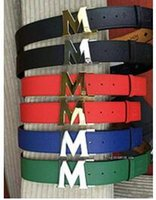 Wholesale Character Resins - men red Belt With Original Box Official Belt