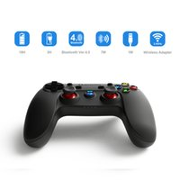 Wholesale G3s Black - GameSir G3s Enhanced Edition Wireless Gamepad 2.4GHz Bluetooth 4.0 Connection for iOS Android Windows PS3 - Black