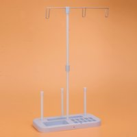 Needles spool thread rack - Cheap Price Embroidery Thread Spool Holder Stand Rack Sew Quilting for Home Sewing Machine Sewing Tools Accessories