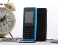старые мужские мобильные телефоны оптовых-Новый Старик Телефон Dual SIM 1000 мАч Мобильный Телефон с Фонариком Длительным Временем Ожидания Pking Бесплатная Доставка