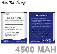 Wholesale I699 Mini - Da Da Xiong 4500mAh EB425161LU Battery for Samsung galaxy s3 mini i8190 i699 ace 2 i8160 S7562 S7562I S7568 i8190N i739 S7580