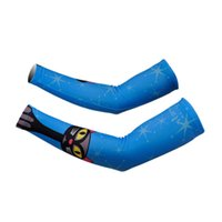 Wholesale Fitness Cuffs - Sunscreen Bicycle Sleeve 1pair New Cycling Bike Bicycle Arm Warmers Cuff Sleeve Cover UV Sun Protection Bike Bicycle Wear Quick Dry Fitness