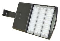 kit de inundação venda por atacado-As luzes indicadas pelo UL do parque de estacionamento do diodo emissor de luz conduziram a lâmpada da área de estacionamento da lâmpada da caixa de sapata As luzes de rua da luz de inundação conduziram o jogo do retrofit 50W 100W 150W AC100-277V 2pc