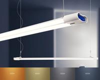 ingrosso prezzo del tubo principale del smd di t8-Luce di parcheggio di lusso 4ft ha condotto la lampada del tubo principale 32W 1.2m 2 tubi T8