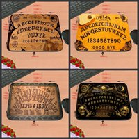 Wholesale Custom Board - Anti-slip New Arrival Top Selling Luxury Printing Ouija Board Custom Skin Non Slip Durable Rubber Mousepad for PC Optical Mouse