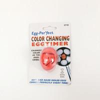 temporizador vermelho venda por atacado-Médio Reutilizável Egg Timer Ovos Cozidos Crus E Cozidos Observação Calculagraph Resina Ferramenta de Cozinha Vermelha Nova Chegada 2 5sn R