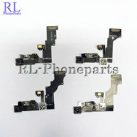 Wholesale Iphone Testing Flex - 50pcs lot (test one by one) For iPhone 6 6G 6 plus 6S 6s plus Light Proximity Sensor Flex Cable Ribbon + Front Facing Camera + Microphone
