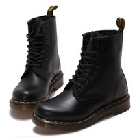 Wholesale England Men Boots - Wholesale-Free Shipping 2016 Fashion New Hot Sale Love Myun Martin of England Martin boots men and women boots