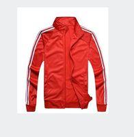 hommes décontractés achat en gros de-M-3XL marque costume hommes / femmes sport survêtement tenue décontractée sport costume veste et pantalon