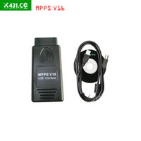 Wholesale Tuning Ecu Programmer - MPPS V16 ECU Chip Tuning for EDC15 EDC16 EDC17 Inkl CHECKSUM with multi-language