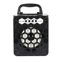 Wholesale sound box multimedia - MS-131BT Multimedia Wireless Bluetooth Speaker FM Radio Mobile Mp3 Speaker Sound Box Subwoofer USB 3.5mm Plug Support SD TF