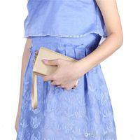 Wholesale Shockproof Flip Phone - Fashion Women wallets handbags, Luxury Multifunction Wallet Leather Stand Flip Phone Bag Men Shockproof Case For iPhone 8 7 Plus Free ship
