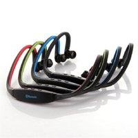 Wholesale S4 Smart Cell Phone - Free Shipping Sports Stereo Wireless Bluetooth 3.0 Headset Earphone Headphone for Cell Phone Galaxy S4 S3 HTC LG Smart phone,50pcs lot