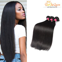 Wholesale Cheap Natural Hair Products - 7A Brazilian Hair Bundle Deals Natural Color Factory Wholesale Cheap 3Bundles Brazillian Straight Beauty Grace Hair Products No Tangle