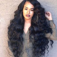 Wholesale Body Wave Styles - 2017 New Style 360 Lace Frontal With Bundles 7A Brazilian Virgin Hair Body Wave With Closure 360 Lace Frontal And 3 Bundles