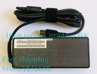 Wholesale Lenovo Thinkpad Charger - Wholesale- Free20V 4.5A Power supply adapter laptop charger for Lenovo ThinkPad L540 notebook PC