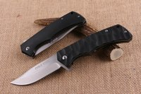 Wholesale American Blade Knife - American cold steel bearing 3 styles outdoor camping Tactical Combat Hunting tool self-defense folding knife 1pcs free shipping